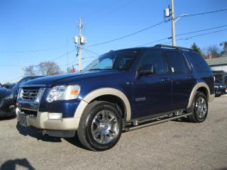 Used 2008 Ford Explorer Eddie Bauer for sale in Cambridge, ON