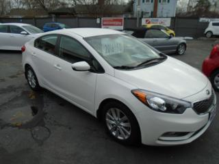 Used 2016 Kia Forte LX+ Plus $500 Rebate Internet Sale for sale in Sutton West, ON
