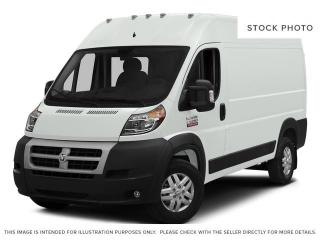 Used 2015 RAM Cargo Van ProMaster for sale in Lethbridge, AB