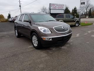 Used 2009 Buick Enclave CX for sale in Komoka, ON