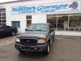 Used 2005 Ford Ranger EDGE for sale in St Jacobs, ON