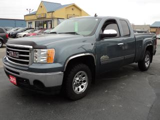 Used 2013 GMC Sierra 1500 SL ExtCab 4X4 4.8L Nevada Edition 6ft Box for sale in Brantford, ON