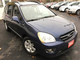 Used 2007 Kia Rondo EX/AUTO/ALLOYS/LOADED/HEATED SEATS/LIKE NEW for sale in Scarborough, ON