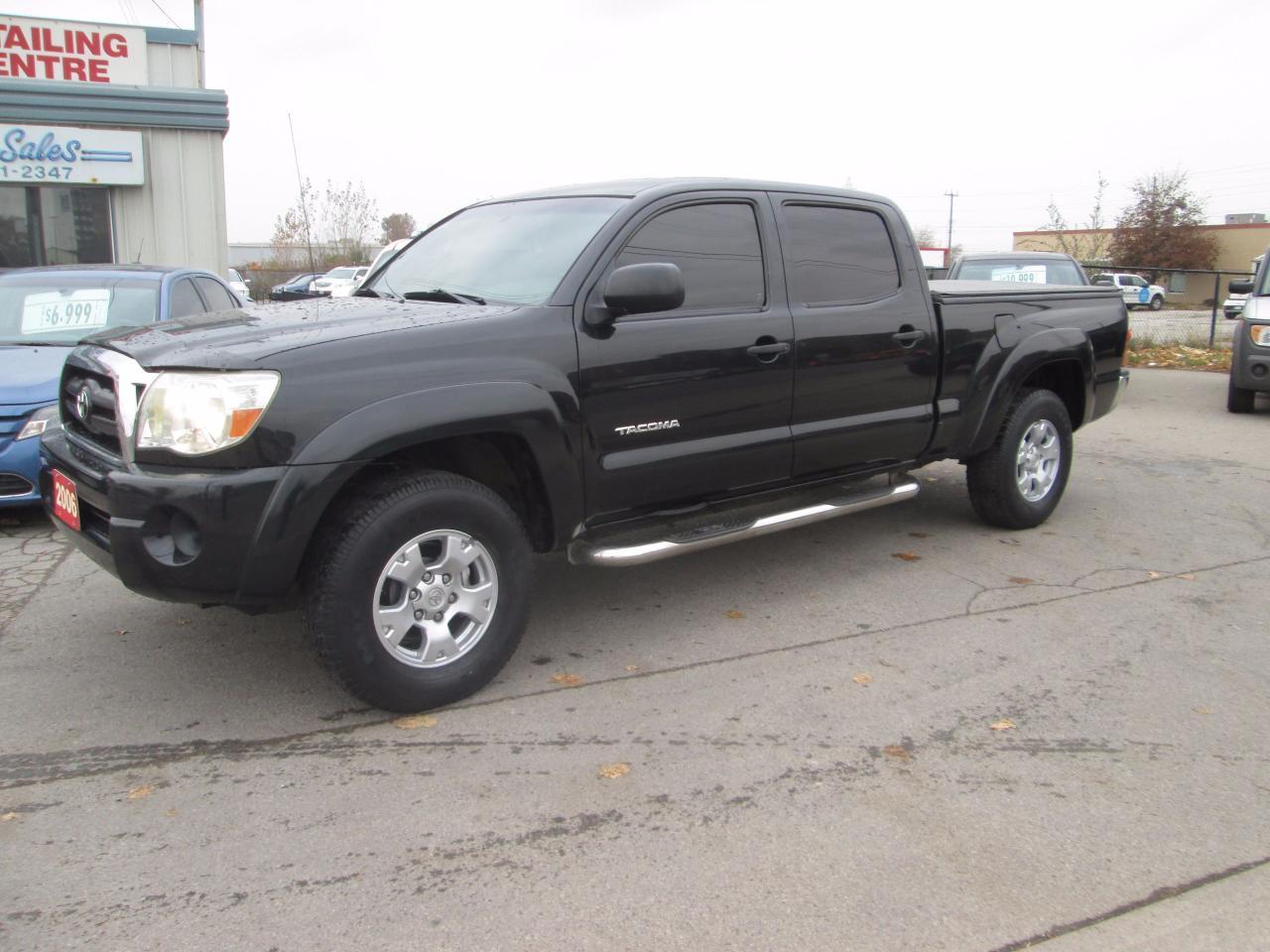 Photo of Black 2006 Toyota Tacoma