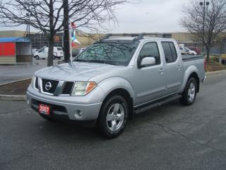 Used 2007 Nissan Frontier NISMO 4X4 for sale in York, ON