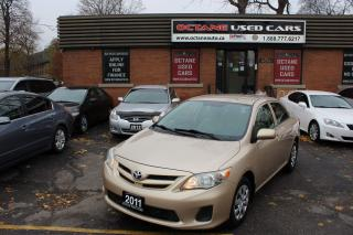 Used 2011 Toyota Corolla LE for sale in Scarborough, ON