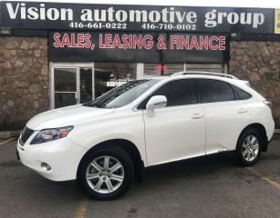 Used 2012 Lexus RX 450h RX450 |HYBRID|NAVIGATION|CERTIFIED for sale in North York, ON
