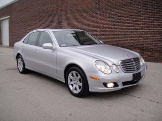 Used 2008 Mercedes-Benz E320 E320 BLUETEC-DIESEL,LOW KMS,ZERO ACCIDENTS,LOADED for sale in North York, ON