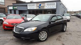 Used 2014 Chrysler 200 LX for sale in Etobicoke, ON
