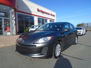 Used 2012 Mazda MAZDA3 GS-SKY for sale in Bridgewater, NS