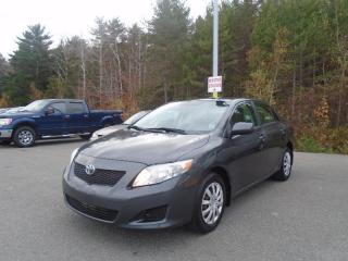 Used 2009 Toyota Corolla CE for sale in Bridgewater, NS