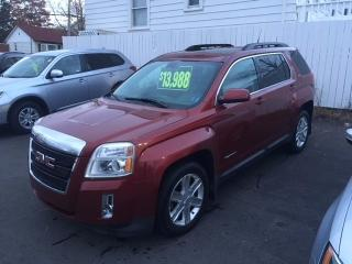 Used 2011 GMC Terrain SLT V6 for sale in Dartmouth, NS
