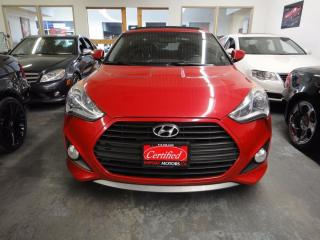Used 2013 Hyundai Veloster TURBO,NAVI,ROOF,MINT CONDITION for sale in North York, ON