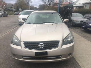 Used 2006 Nissan Altima for sale in Scarborough, ON