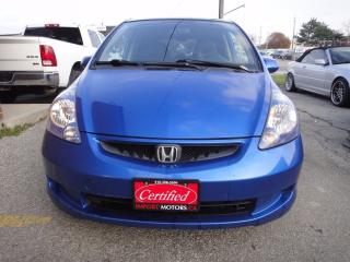 Used 2008 Honda Fit VERY CLEAN,AUTO,A/C.POWER GROUP for sale in North York, ON