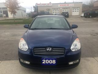 Used 2008 Hyundai Accent for sale in Scarborough, ON