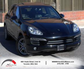 Used 2013 Porsche Cayenne V6| Navigation| Sunroof| Backup Camera for sale in North York, ON