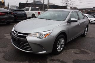 Used 2016 Toyota Camry LE for sale in North York, ON