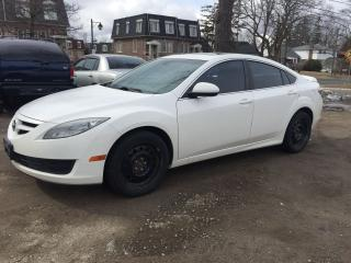 Used 2009 Mazda MAZDA6 GS/6 Speed Manual/AS IS SPECIAL for sale in Scarborough, ON