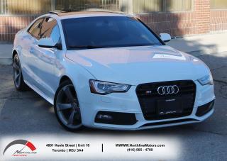 Used 2015 Audi S5 Technik|Navigation|Backup Camera |Blind Spot for sale in North York, ON