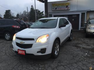 Used 2011 Chevrolet Equinox LS for sale in Scarborough, ON