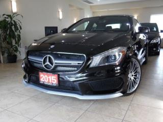 Used 2015 Mercedes-Benz CLA-Class CLA 45 AMG for sale in Toronto, ON