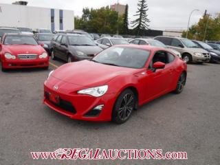 Used 2016 Scion FR-S BASE 2D COUPE AT 2.0L for sale in Calgary, AB