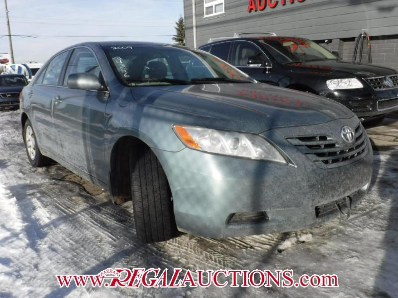 Photo of Grey 2009 Toyota Camry