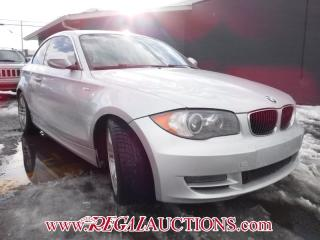 Used 2010 BMW 1 SERIES 128I 2D COUPE for sale in Calgary, AB