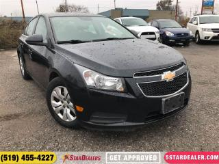 Used 2014 Chevrolet Cruze 1LT   GREAT FIND   APPLY TODAY for sale in London, ON