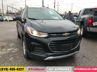 Used 2017 Chevrolet Trax LT | ONE OWNER | CAM | AWD for sale in London, ON