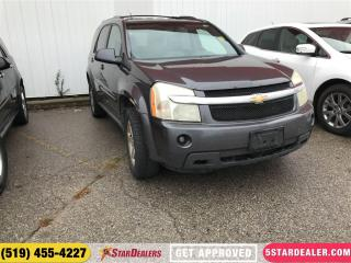 Used 2007 Chevrolet Equinox LT | ROOF | FRESH TRADE | AS IS for sale in London, ON