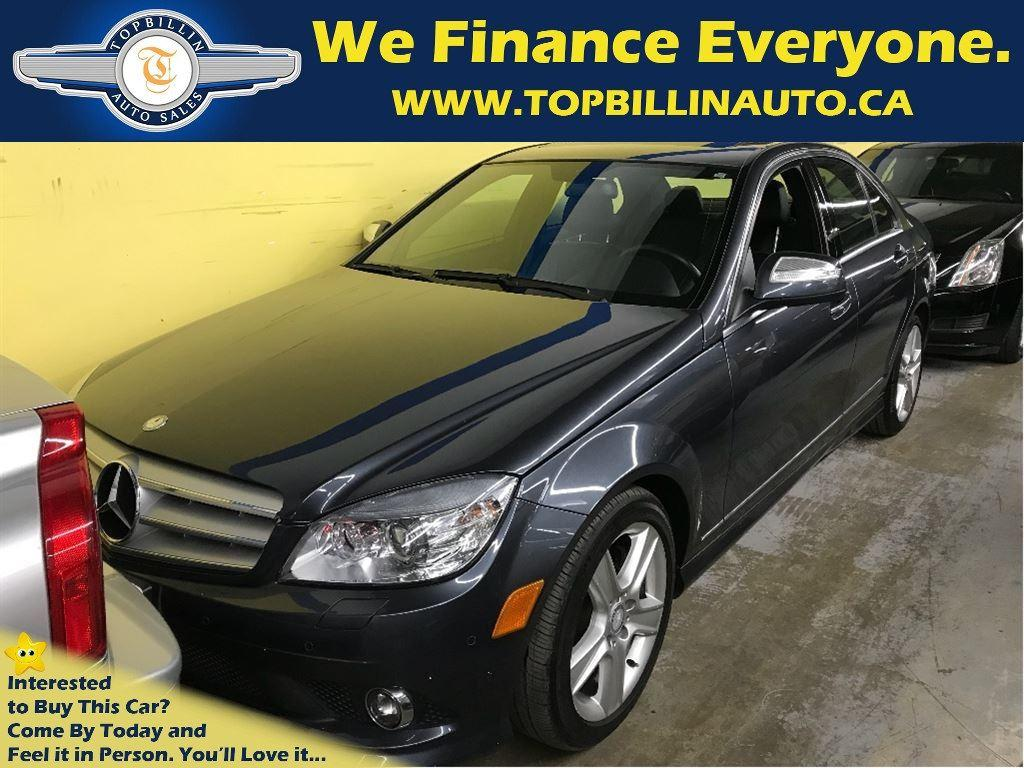 Used 2009 mercedes benz c class c300 4matic with only 71k for Used mercedes benz c300 4matic for sale