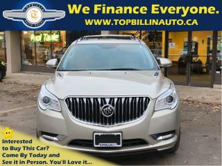Used 2014 Buick Enclave NAVIGATION, DUAL SUNROOF, LEATHER for sale in Concord, ON