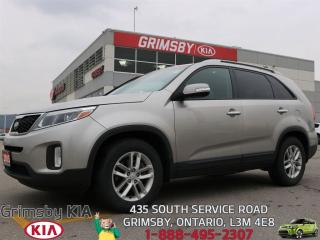Used 2015 Kia Sorento LX...ONE OWNER WONDER!!! for sale in Grimsby, ON