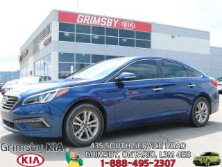 Used 2015 Hyundai Sonata GLS...STYLISH FUEL EFFICIENCY!!! for sale in Grimsby, ON
