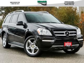 Used 2012 Mercedes-Benz GL-Class 350 BLUETEC for sale in North York, ON