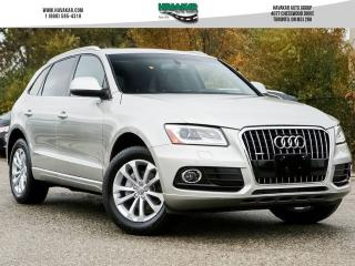 Used 2014 Audi Q5 2.0 Technik for sale in North York, ON