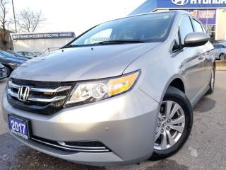 Used 2017 Honda Odyssey EX-L w/RES-Super clean-Certified for sale in Mississauga, ON