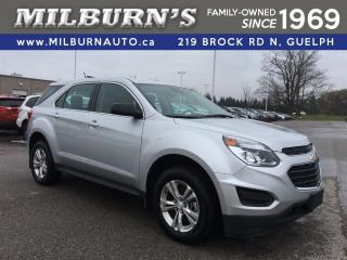 Used 2017 Chevrolet Equinox LS for sale in Guelph, ON
