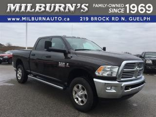 Used 2016 Dodge Ram 2500 SLT / Diesel / 4X4 for sale in Guelph, ON