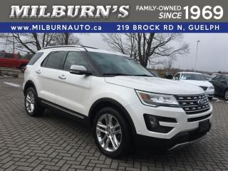 Used 2016 Ford Explorer Limited 4x4 for sale in Guelph, ON