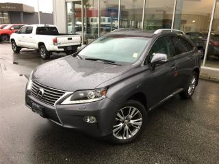 Used 2013 Lexus RX 350 - for sale in Surrey, BC