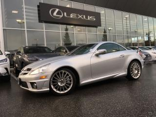 Used 2009 Mercedes-Benz SLK350 ROADSTER for sale in Surrey, BC