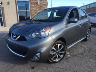 Used 2016 Nissan Micra SR BACKUP CAM HEATED MIRRORS for sale in St Catharines, ON