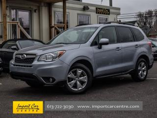 Used 2016 Subaru Forester 2.5i Convenience Package for sale in Ottawa, ON