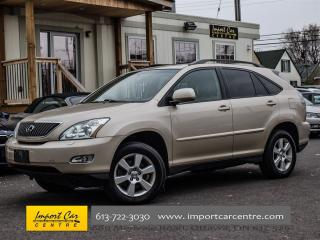 Used 2005 Lexus RX 330 Base for sale in Ottawa, ON