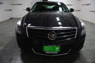 Used 2014 Cadillac ATS 2.0L Turbo| AWD| LEATHER| SUNROOF| for sale in Burlington, ON