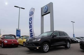 Used 2016 Volkswagen Touareg 3.6L Comfortline for sale in Whitby, ON