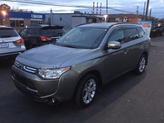 Used 2014 Mitsubishi Outlander GT - Premium for sale in Dartmouth, NS